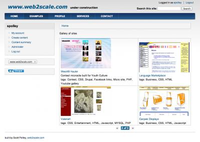 Web2scale